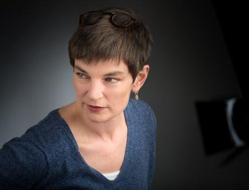 Headshot Portrait Photography For Kate Sturgess