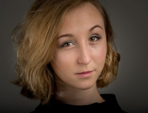 Actor's Headshot and Portrait Photography: Alex