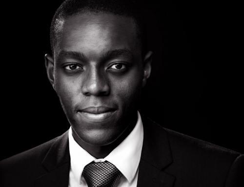 Harold Omondi: Student Headshot