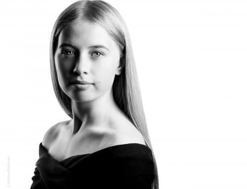 Young Models' Headshots
